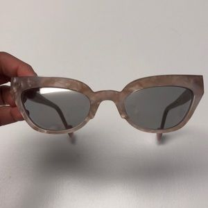 Brand new Anne et Valentin cateye sunglasses